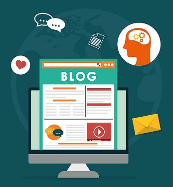 cara membuat blog sederhana menarik