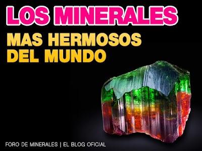 Los minerales mas hermosos del mundo | las mejores fotos de la web