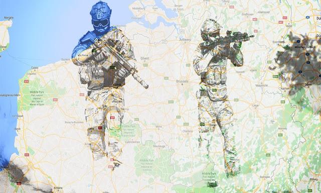 Kementrian Belgia Tuntut Google Karena Menampilkan Foto Area Militernya