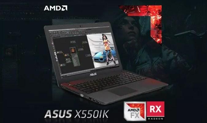 Laptop Asus X550IK
