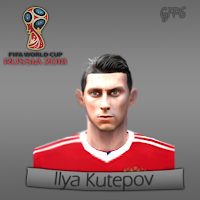 PES 6 Faces Ilya Kutepov by Gabo Facemaker