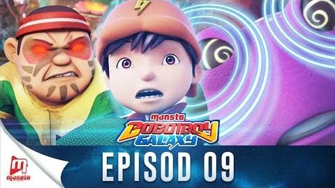 BoBoiBoy Galaxy Episode 9 - Pukauan Katakululu