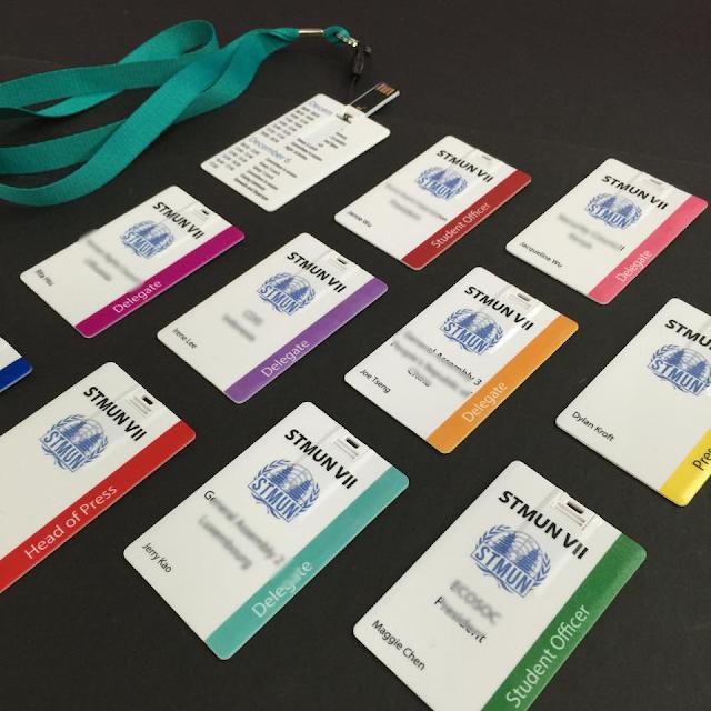 USB Disk 識別證 ID CARD