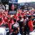 Ceilândia celebra 46 anos com desfile cívico e protesto de professores