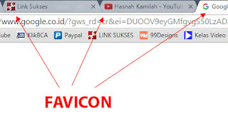 Favicon Blog