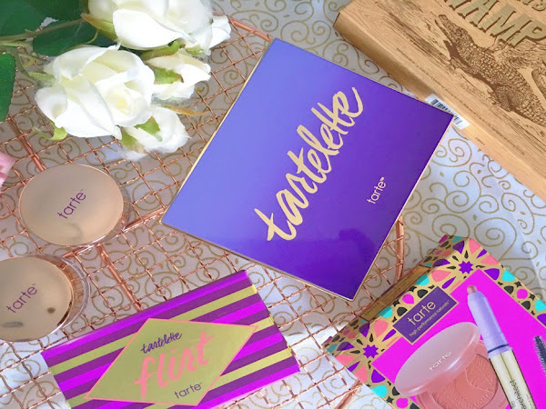 Tarte Haul, Swatches and Recommendations