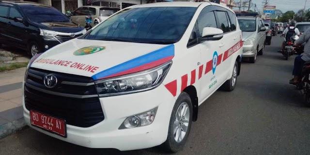 Panggil Ambulans Mudah dengan HD Oto