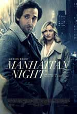 Manhattan Night (2016) HDRip Subtitulado
