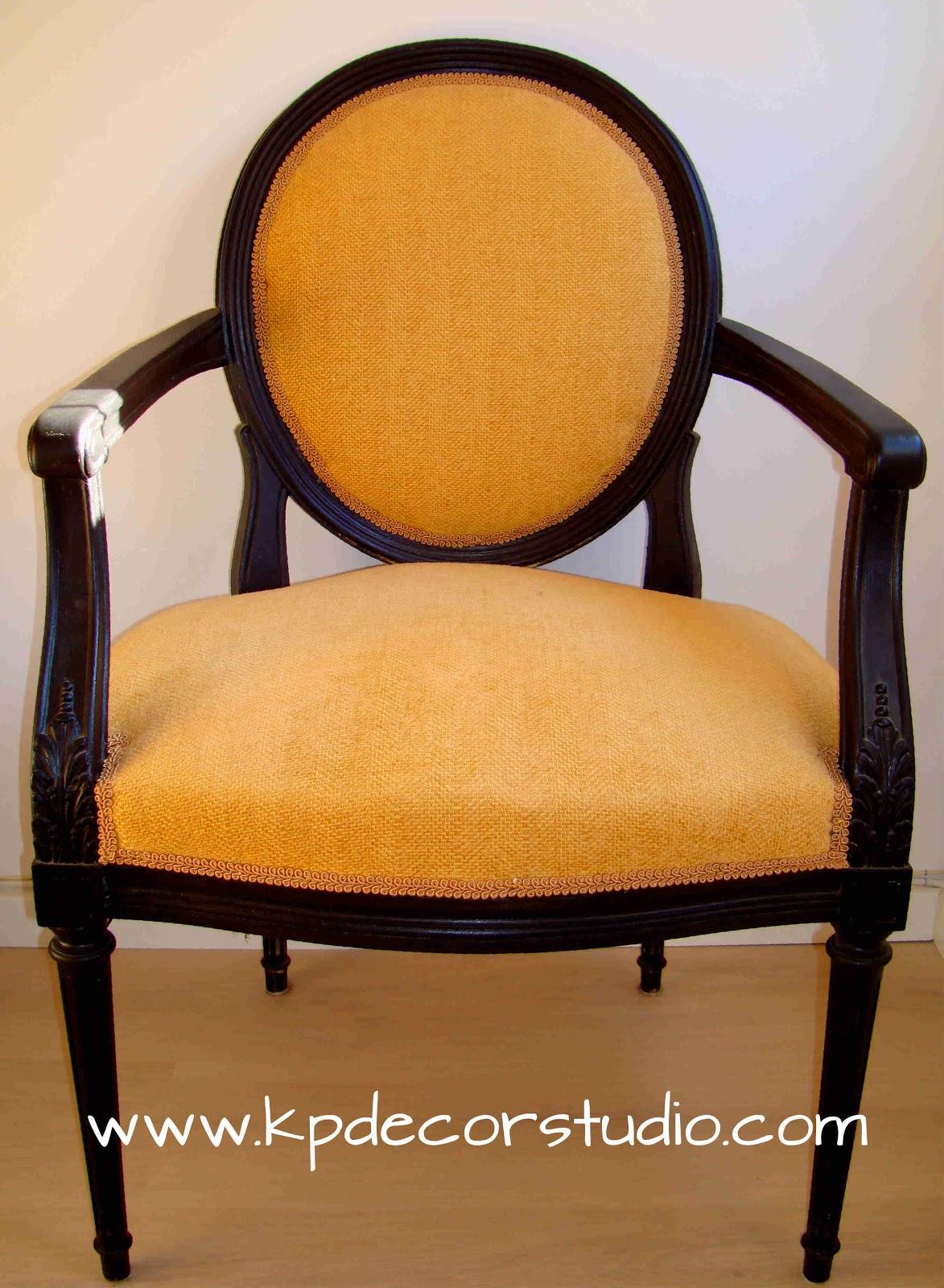 KP Tienda Vintage Online Silln Luis XVI a la venta