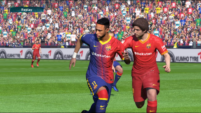 PES 2017 FC Barcelona Leaked Kits by GgBlues PES Kits