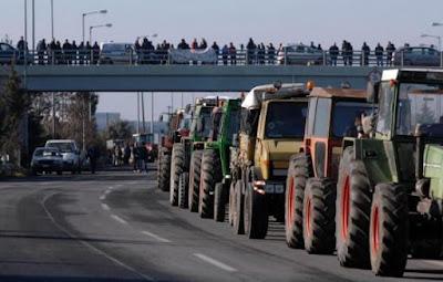 Σύσκεψη με θέμα την πορεία και την κλιμάκωση των αγροτικών κινητοποιήσεων θα πραγματοποιηθεί την Πέμπτη 05/01/2017,στην Εκάβη, στις 19.00 μμ.