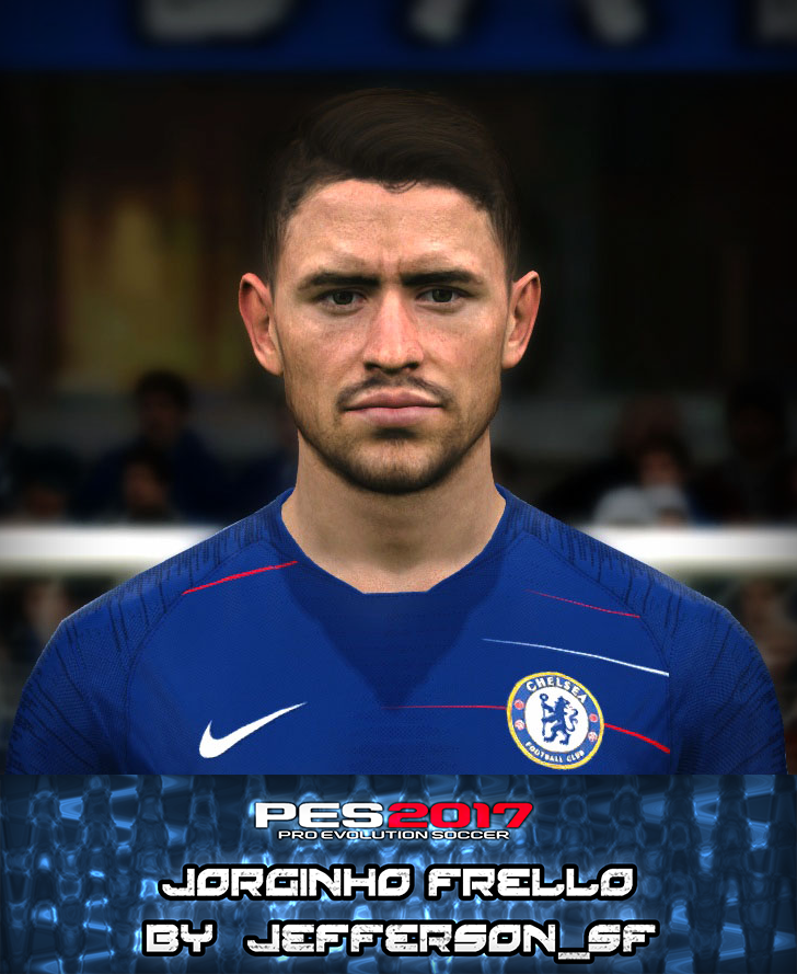 PES 2017 Jorginho face by FaceEditor Jefferson_SF