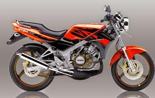 Kawasaki Ninja SS Special Edition