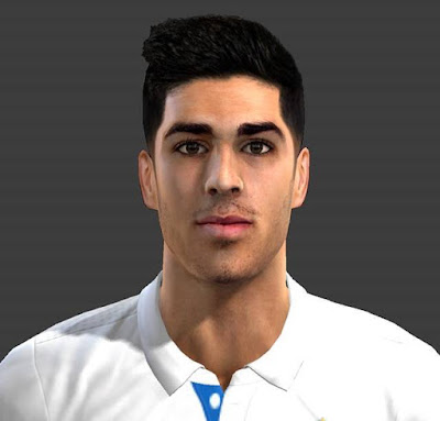 PES 2013 Marco Asensio New Face