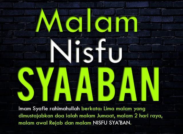 Bacaan Doa Nisfu Sya'ban dan Keistimewaannya