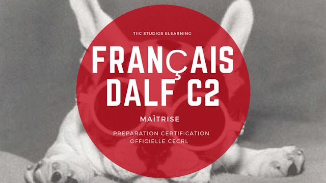 French course proficient DALF C2 CEFRL official certificate