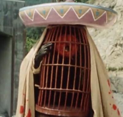 Birdcage Vagabond Power Rangers