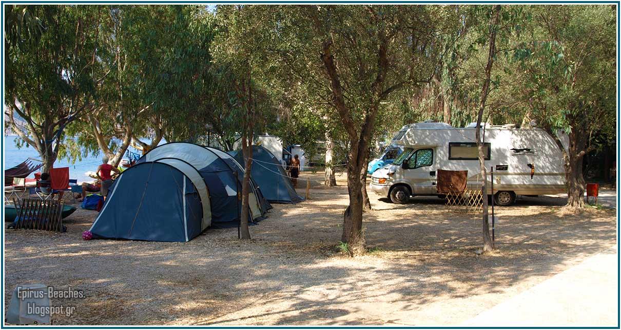 Camping-Elena