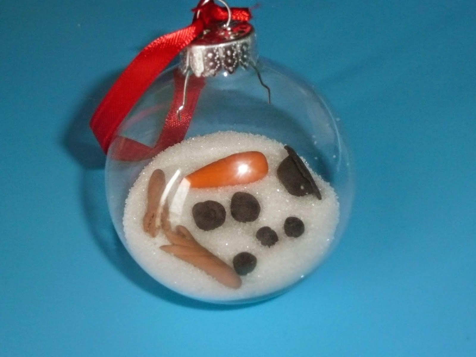 Image result for melted snowman sugar ornament