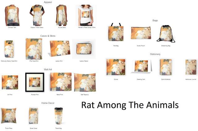 Rat Among The Animals