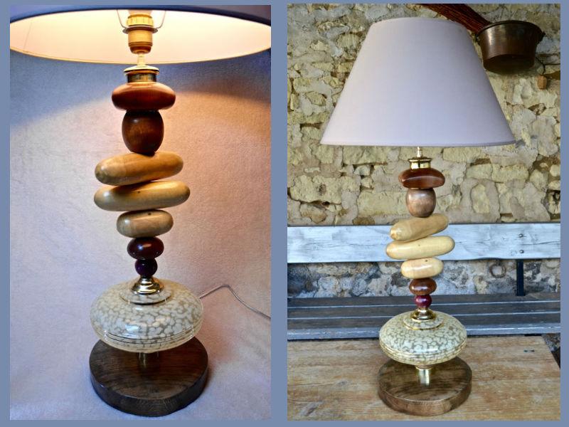 Lampe TUTU par Serge Albo