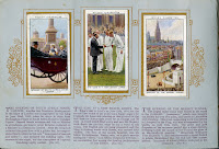 Cigarette Cards: Reign of King George V 1910-1935 40-42