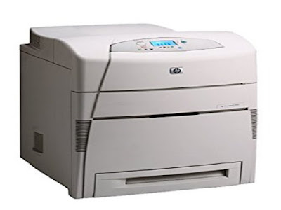 Image HP Color LaserJet 5500 Printer Driver