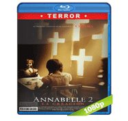 Annabelle 2: La Creacion (2017) Full HD BRRip 1080p Audio Dual Latino/Ingles 5.1