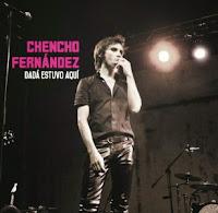 Disco CHENCHO FERNANDEZ - Dadá estuvo aquí