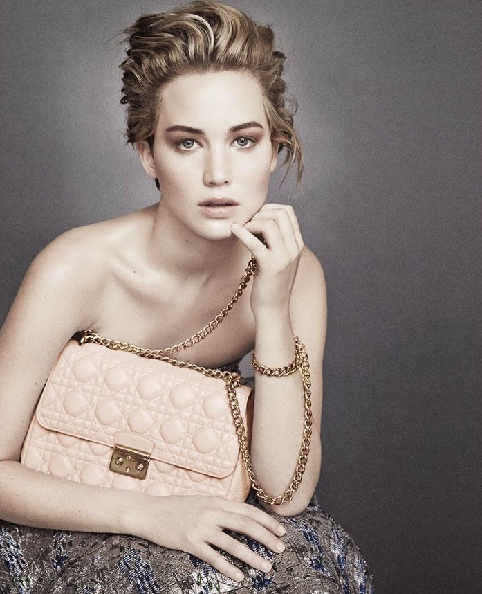 Video: BTS with Jennifer Lawrence and the Miss Dior Spring/Summer Ad Campaign