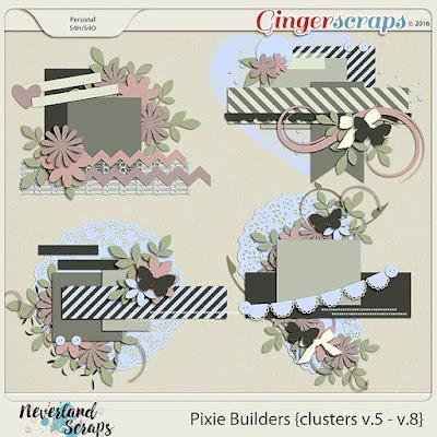 http://store.gingerscraps.net/Pixie-Builders-clusters-v.5-v.8.html