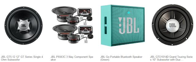 Review Harga & Kualitas Speaker Aktif JBL Bluetooth Portabel