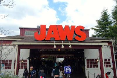 Jaws Ride at Amity Village in USJ