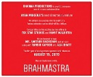 Nagarjuna, alia, Ranir, Amitabh Upcoming 2019 hindi Movie 'Brahmastra' Wiki, Poster, Release date, Full Star cast