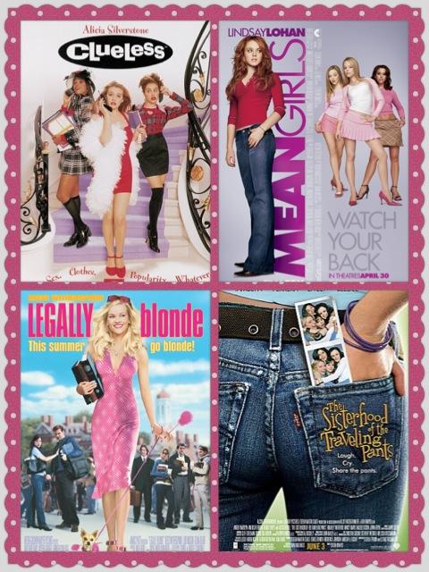 Girly girl movies