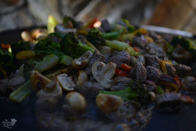 vegetales y vacío a la plancha tererecetas 03
