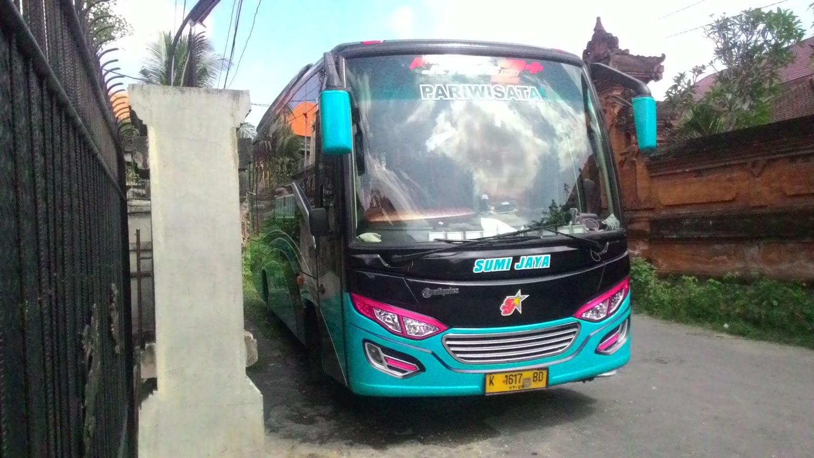 Harga Sewa Bus Pariwisata Mini/Kecil/Medium/Besar Surabaya 9