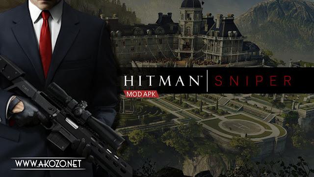 Hitman Sniper Mod Apk OBB