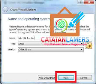 Install Mikrotik Full (Lisensi Level 6) di Virtual Box