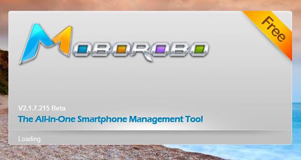 إدارة الهاتف الذكي بسهولة مع MoboRobo