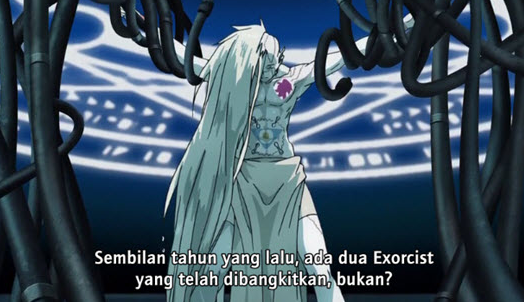 Download Anime D.Gray-man Hallow Episode 6 Subtitle Indonesia