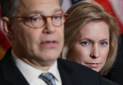 Why Did Gillibrand Really Chase Al Franken Out Of The Senate?