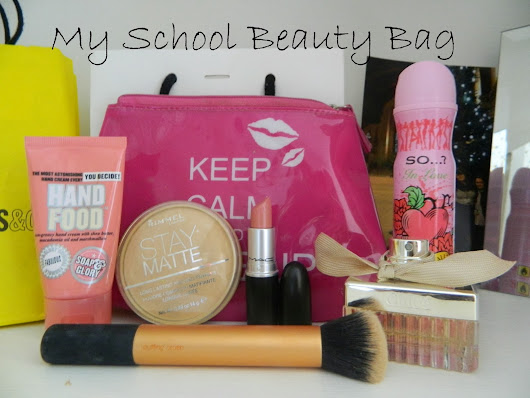 My School Beauty Bag