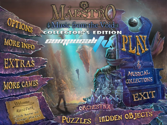 Maestro Music from the Void Collectors Edition PC Full