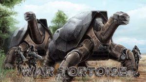 War Tortoise MOD APK+DATA Unlimited Money