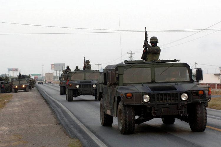 Militares abaten a tres sicarios en un enfrentamiento en Reynosa