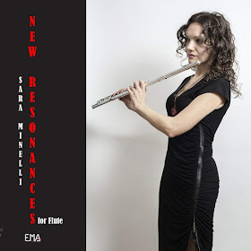 Sara Minelli - New resonances for flute - EMA