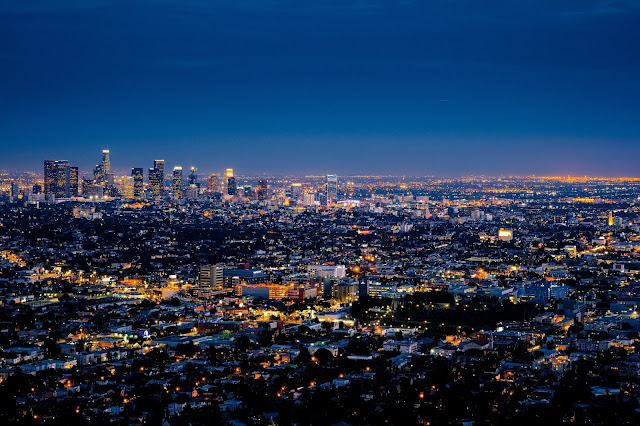 24-Hours-In-LA-Skyline