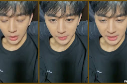200208 - Yunhyeong on Vlive : What day is February 8?