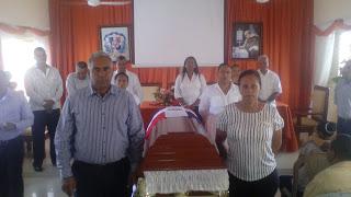 Rinden homenaje póstumo malogrado regidor Padre Las Casas.